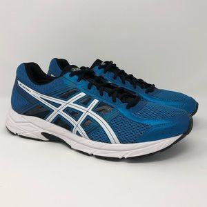 Men's ASICS Gel Contend Running Shoes Blue